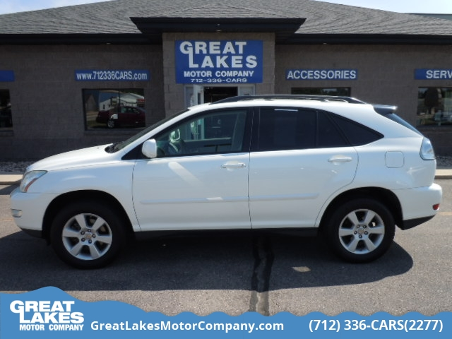 2007 Lexus RX 350 AWD  - 1610  - Great Lakes Motor Company