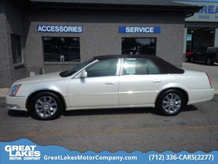2008 Cadillac DTS w/1SD for Sale  - 1602  - Great Lakes Motor Company