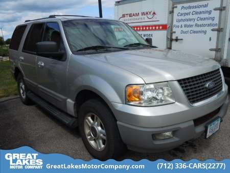 2003 Ford Expedition 4WD for Sale  - 1604A  - Great Lakes Motor Company