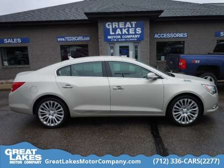 2014 Buick LaCrosse Premium II for Sale  - 1611  - Great Lakes Motor Company