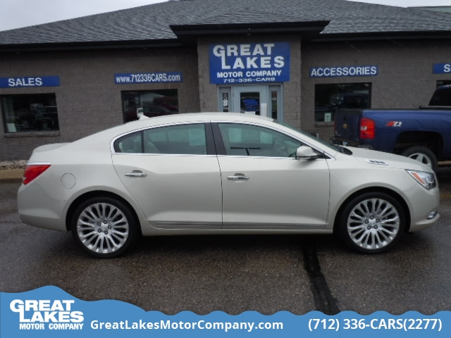 2014 Buick LaCrosse Premium II  - 1611  - Great Lakes Motor Company