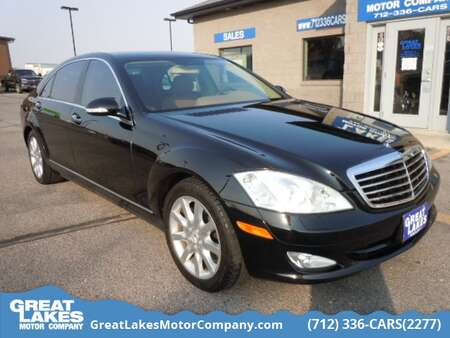 2007 Mercedes-Benz S-Class 5.5L V8 for Sale  - 1613A  - Great Lakes Motor Company