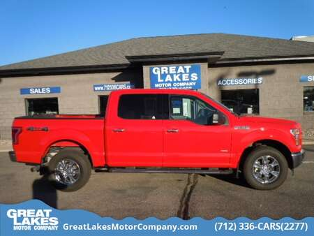 2017 Ford F-150 4WD SuperCrew for Sale  - 1620  - Great Lakes Motor Company