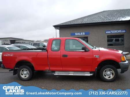 2004 Ford F-150 Heritage 4WD SuperCab for Sale  - 1620A  - Great Lakes Motor Company