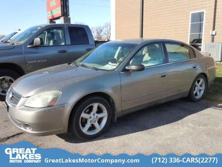 2005 Nissan Altima 3.5 SE for Sale  - 1610A  - Great Lakes Motor Company