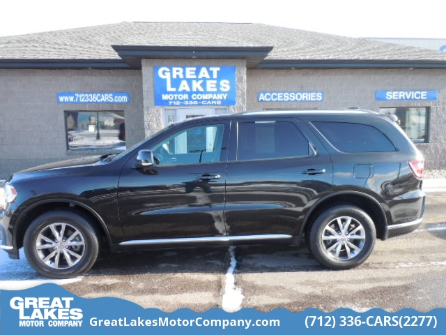 2016 Dodge Durango Limited AWD  - 1622B  - Great Lakes Motor Company