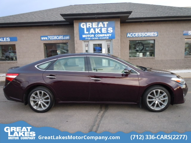 2014 Toyota Avalon  - 1632A  - Great Lakes Motor Company