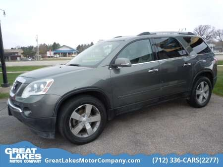 2011 GMC Acadia SLT2 AWD for Sale  - 1642B  - Great Lakes Motor Company