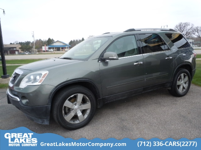 2011 GMC Acadia SLT2 AWD  - 1642B  - Great Lakes Motor Company