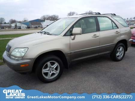 2003 Lexus RX 300 4WD for Sale  - 1650A  - Great Lakes Motor Company