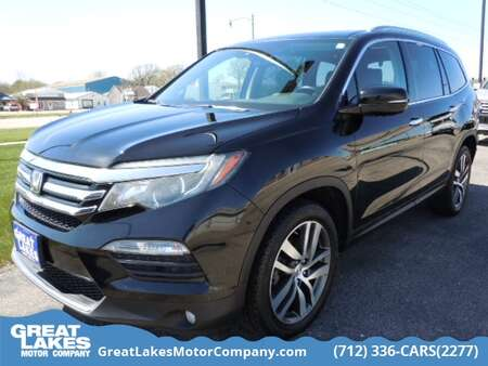 2016 Honda Pilot Elite 4WD for Sale  - 1652  - Great Lakes Motor Company
