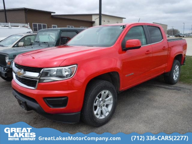 2018 Chevrolet Colorado 4WD LT Crew Cab  - 1651A  - Great Lakes Motor Company