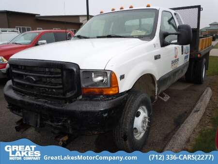 2001 Ford F-350 Super Duty  DRW 4WD SuperCab for Sale  - 1630B  - Great Lakes Motor Company