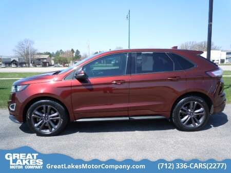 2015 Ford Edge Sport AWD for Sale  - 1644A  - Great Lakes Motor Company