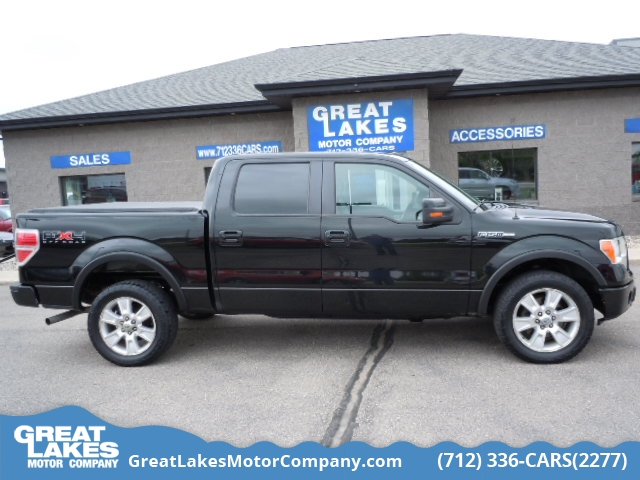 2010 Ford F-150 SuperCrew  - 1656  - Great Lakes Motor Company
