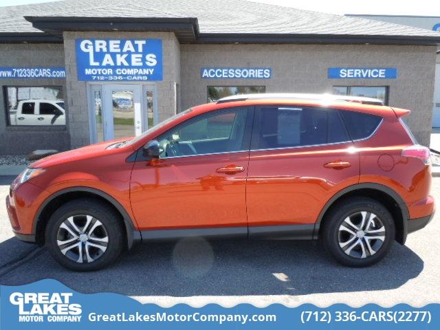 2016 Toyota RAV-4 LE AWD  - 1661  - Great Lakes Motor Company