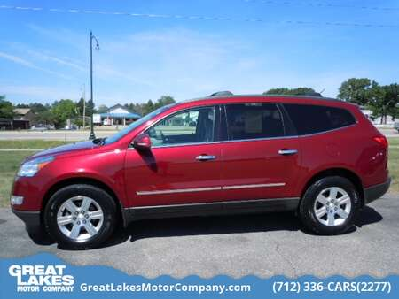 2011 Chevrolet Traverse LT w/2LT AWD for Sale  - 1662B  - Great Lakes Motor Company