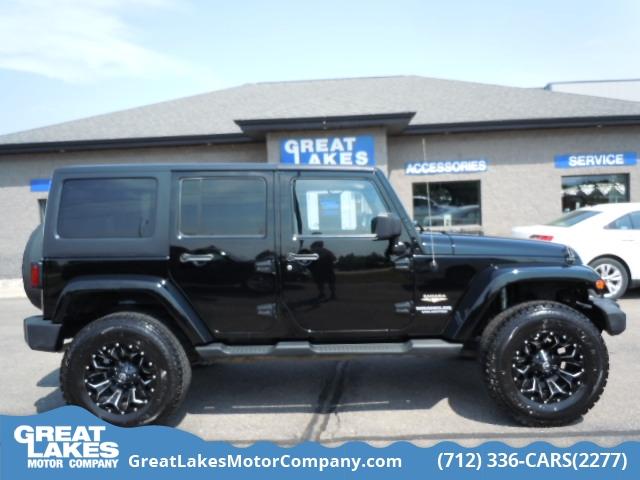 2012 Jeep Wrangler  - Great Lakes Motor Company