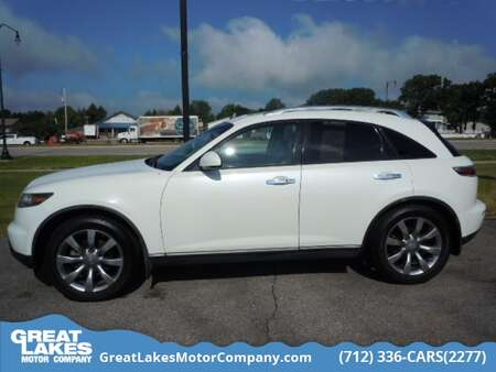 2005 Infiniti FX35 AWD for Sale  - 1660A  - Great Lakes Motor Company