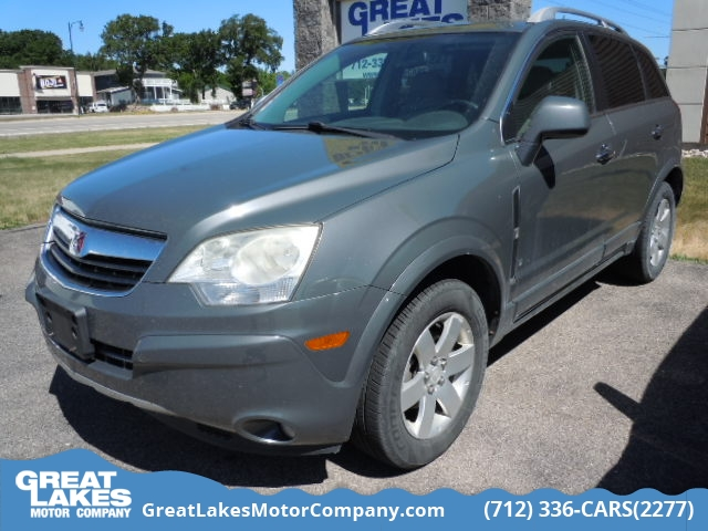 2008 Saturn VUE XR AWD  - 1662C  - Great Lakes Motor Company