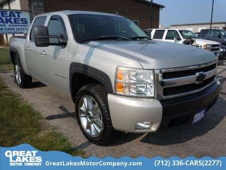 2007 Chevrolet Silverado 1500 LTZ 4WD Crew Cab for Sale  - 1652B  - Great Lakes Motor Company
