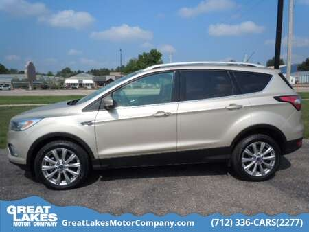 2018 Ford Escape Titanium 4WD for Sale  - 1673  - Great Lakes Motor Company