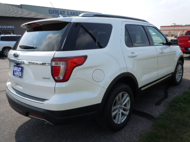 2018 Ford Explorer  - Great Lakes Motor Company
