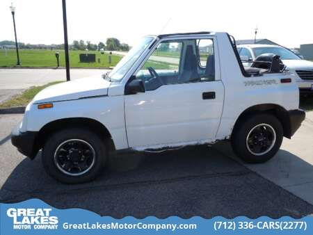 1996 Geo Tracker 4WD for Sale  - 1667A  - Great Lakes Motor Company