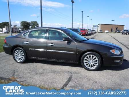 2008 Buick LaCrosse CXS for Sale  - 1684  - Great Lakes Motor Company