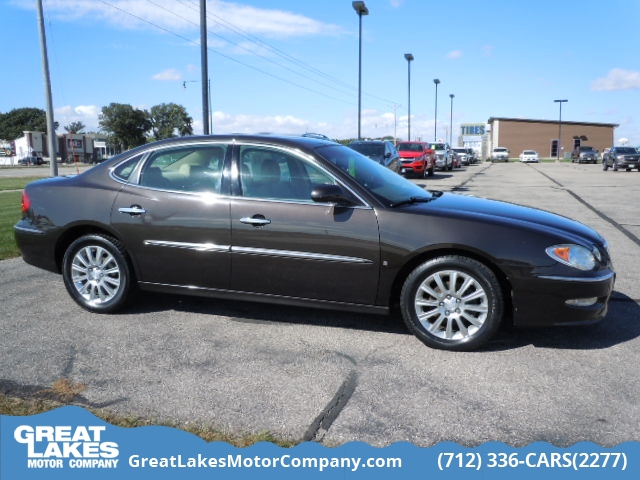 2008 Buick LaCrosse CXS  - 1684  - Great Lakes Motor Company