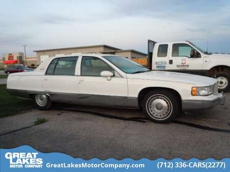 1994 Cadillac Fleetwood  for Sale  - 1693  - Great Lakes Motor Company