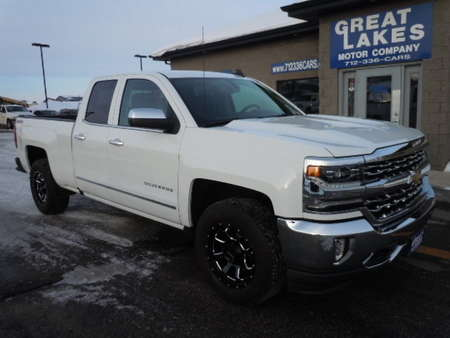 2018 Chevrolet Silverado 1500 LTZ 4WD for Sale  - 1444  - Great Lakes Motor Company