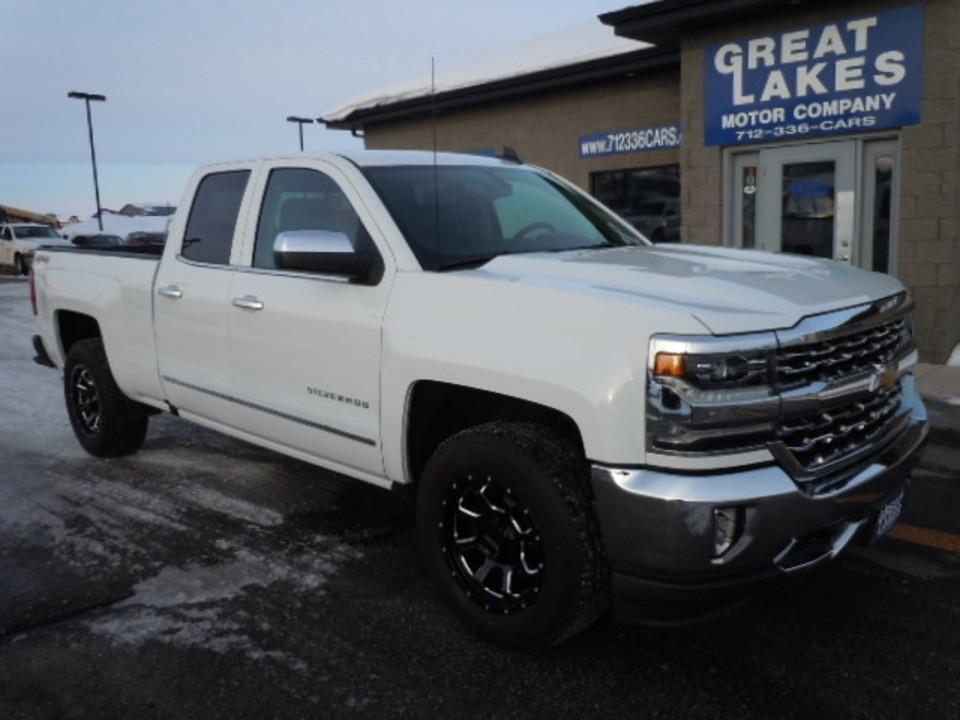 2018 Chevrolet Silverado 1500  - Great Lakes Motor Company