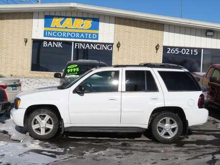 2008 Chevrolet TrailBlazer LT w/2LT 4WD for Sale  - 805918E  - Kars Incorporated - DSM