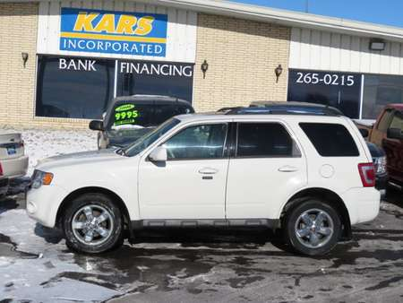 2009 Ford Escape Limited 4WD for Sale  - 965752E  - Kars Incorporated - DSM