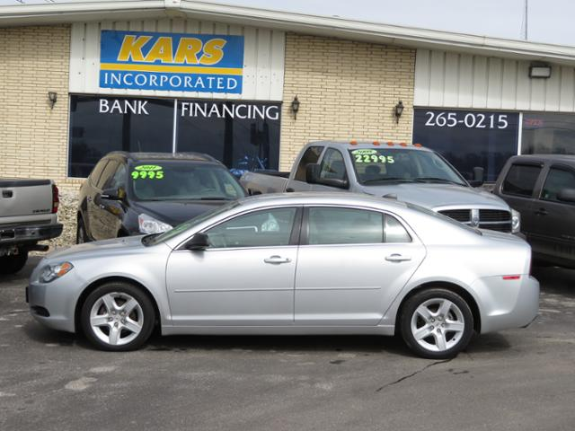 2012 Chevrolet Malibu  - Kars Incorporated - DSM