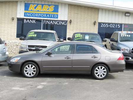 2007 Honda Accord EX-L for Sale  - 729641E  - Kars Incorporated - DSM