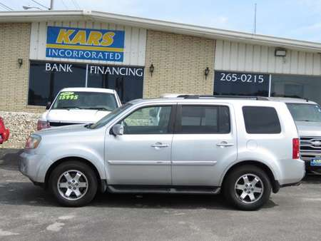 2009 Honda Pilot Touring 4WD for Sale  - 916614E  - Kars Incorporated - DSM