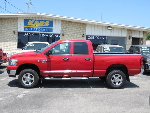 2008 Dodge Ram 2500  - Kars Incorporated - DSM