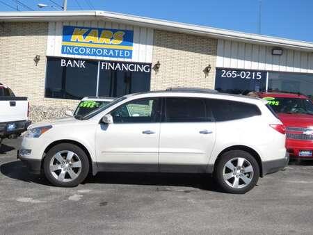 2011 Chevrolet Traverse LTZ AWD for Sale  - B35422E  - Kars Incorporated - DSM