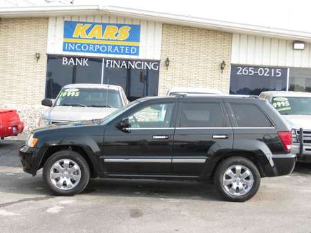 2008 Jeep Grand Cherokee Overland 4WD for Sale  - 807347E  - Kars Incorporated - DSM
