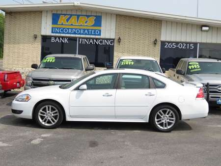 2010 Chevrolet Impala LTZ for Sale  - A40257  - Kars Incorporated - DSM