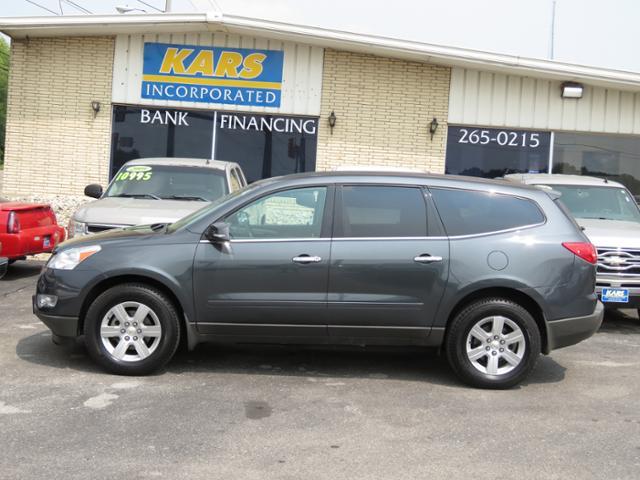 2011 Chevrolet Traverse  - Kars Incorporated - DSM