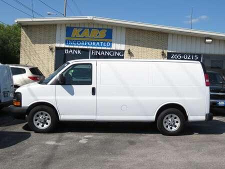 2013 Chevrolet Express Cargo Van AWD for Sale  - D14848E  - Kars Incorporated - DSM