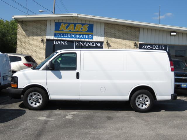 2013 Chevrolet Express  - Kars Incorporated - DSM