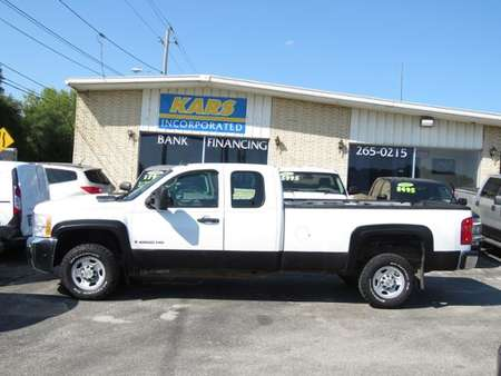 2008 Chevrolet Silverado 2500HD Work Truck 4WD Extended Cab for Sale  - 822698  - Kars Incorporated - DSM
