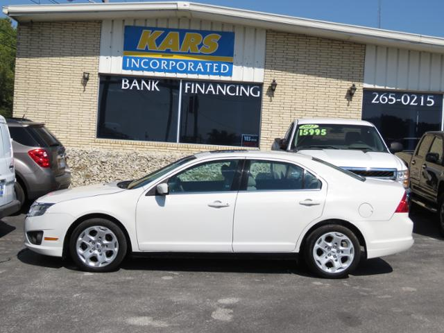 2011 Ford Fusion  - Kars Incorporated - DSM