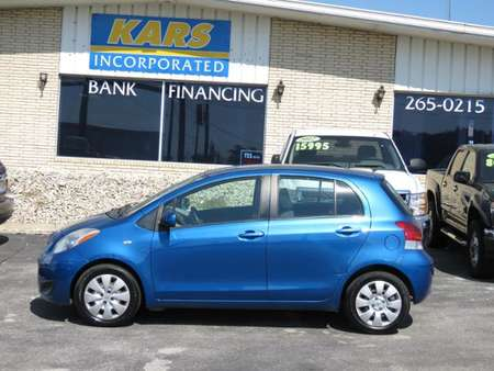 2010 Toyota Yaris  for Sale  - A20905E  - Kars Incorporated - DSM