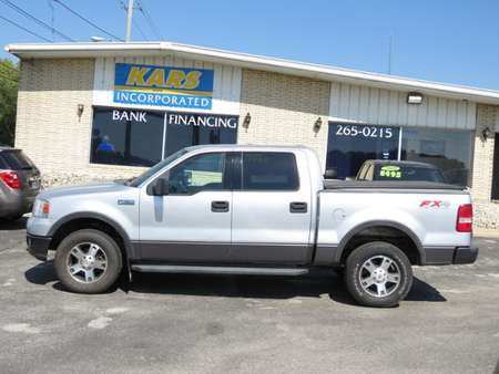 2004 Ford F-150 4WD SuperCrew for Sale  - 412633E  - Kars Incorporated - DSM