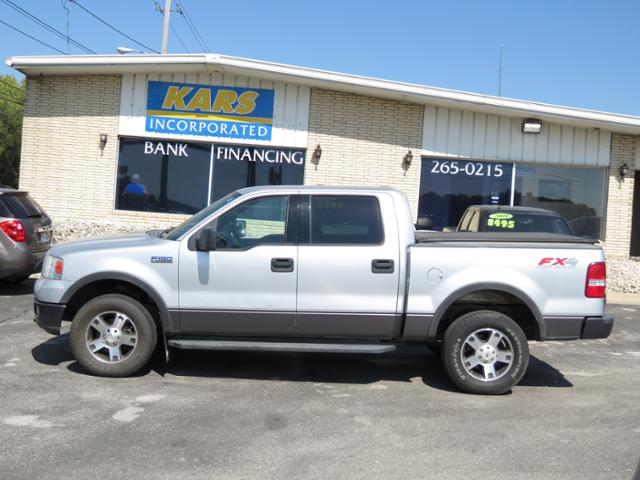 2004 Ford F-150  - Kars Incorporated - DSM